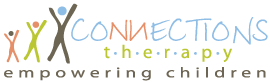 Connections Therapy for Kids Retina Logo
